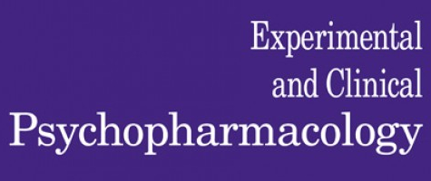 Experimental and Clinical Psychopharmacology_logo