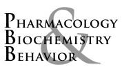Pharmacology Biochemistry & Behavior logo