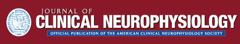 Journal of Clinical Neurophysiology logo