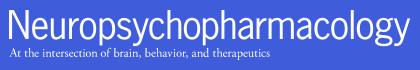 Neurospsychopharmacology
