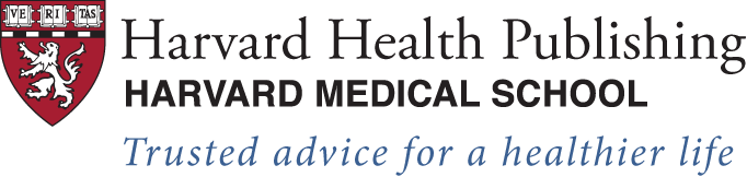 Harvard Health Publishing logo