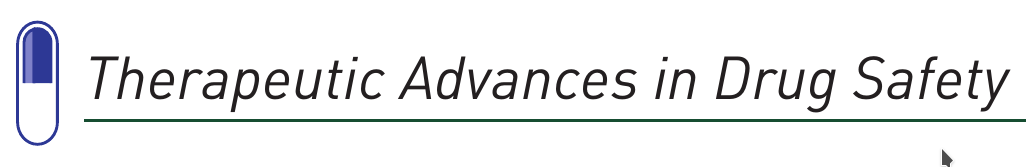 Therapeutic Advances in Drug Safety logo