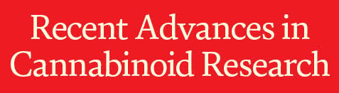 Recent Advances in Cannabinoid Research book title