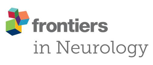 Frontiers in neurology logo
