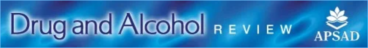 Drug and Alcohol Review logo