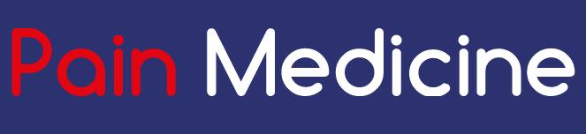 Pain Medicine logo