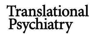 Translational Psychiatry logo