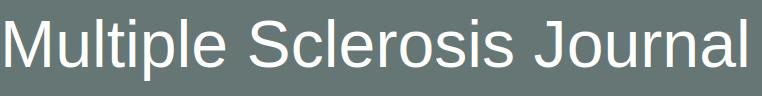 Multiple Sclerosis Journal logo