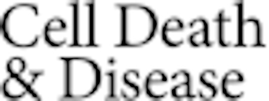 Cell Death and Disease logo