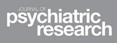 Journal of Psychiatric Research logo