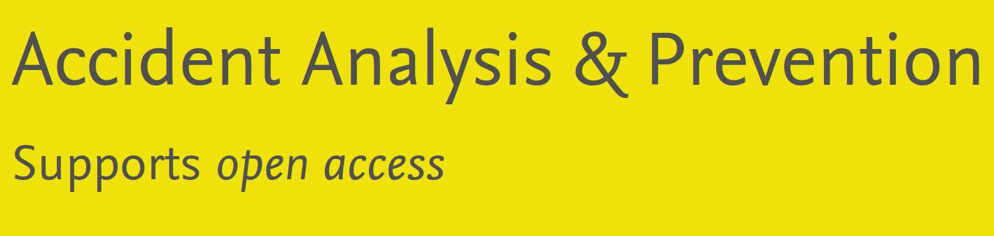 Accident Analysis & Prevention logo
