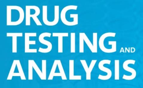 Drug Testing and Analysis logo